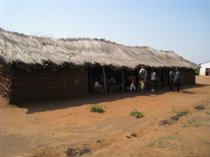 Maanumbwami School Classrooms