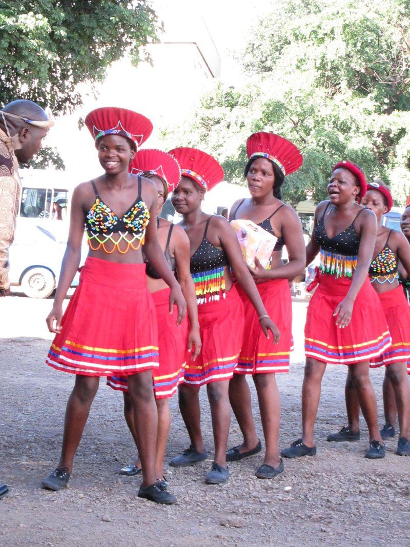 Ngoni dancers